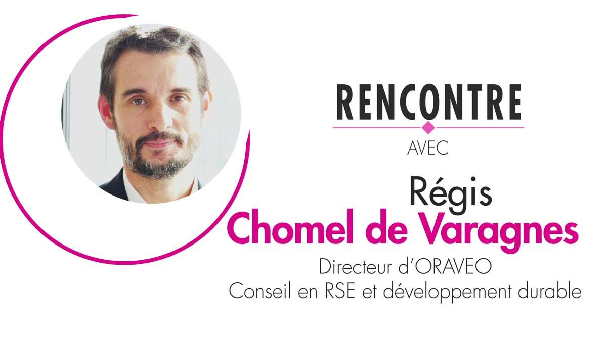 L'invité Ellisphere - Régis Chomel de Varagnes, directeur d'Oraveo