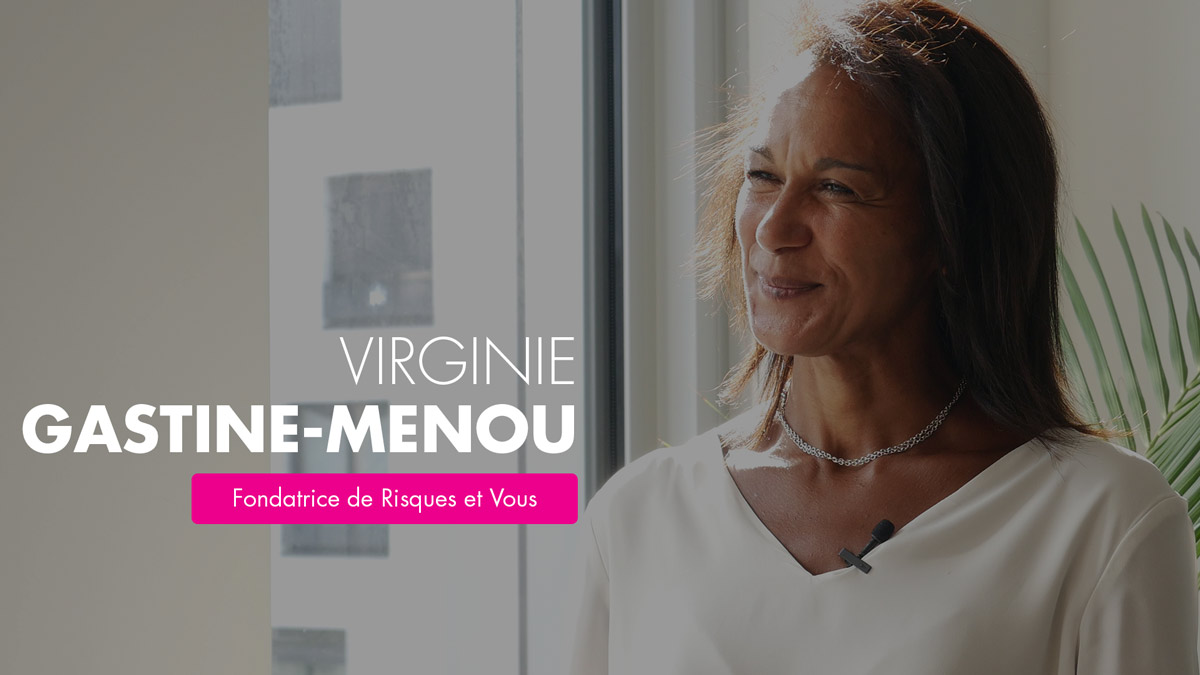 Virginie Gastine Menou